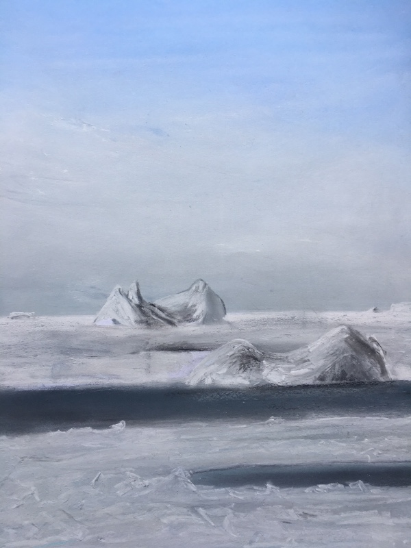 Baffin Bay Ice Floes