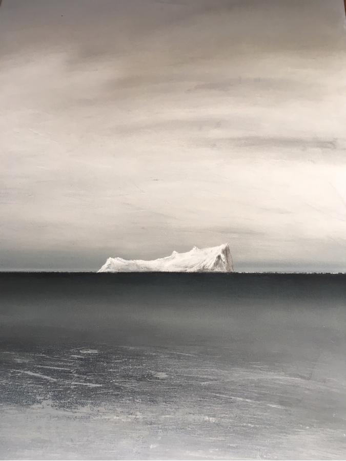 Baffin Bay Iceberg